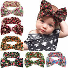Headband Kids Baby Toddler Bow Flower Hair Band Accessories Cute Headwear USA