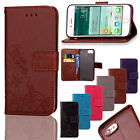 Shockproof Slim Leather Wallet Card Case Cover For Apple iPod Touch 6th 5th Gen