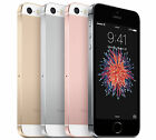 APPLE IPHONE SE 64GB GOLD, SPACEGRAU, SILBER, ROSE GOLD - WIE NEU - OHNE SIMLOCK