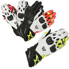 Alpinestars Gp Pro R2 Leather Knuckle Protection Motorcycle Motorbike Gloves