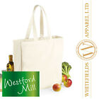 Westford Mill - Canvas Classic Shopper WM108