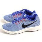 Nike Wmns Lunartempo 2 Aluminum/Black-Paramount Blue Running Shoes 818098-408