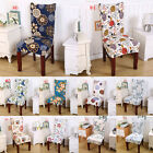 Dining Chair Covers Spandex Strech Dining Room Chair Protector Slipcover Decor