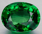 5.80 Cts Natural Emerald 9x11mm Oval Cut Gemstones Sri-Lanka VVS Gem~~~Promotion