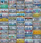 ALABAMA to WYOMING PickYourState AMERICAN LICENSE PLATE Florida California Texas