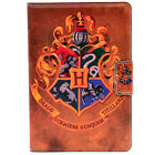 Vintage Harry Potter Dolphins Leather Smart Case Stand Cover For ipad mini 1 2 3