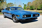 1973+Dodge+Charger+440+U+Code+Extremely+Rare+1+of+717+Hi+Performance