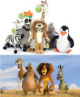 plush toy stuffed doll Madagascar story cartoon animal comic gift present 1pc