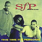 This Time It's Personal by Somethin' for the People (Cassette, Sep-1997, Warner