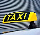 """NEW PATENTED"""" MERCEDES-BENZ LED ORIGINAL TAXI SHIELD ROOF SIGN"""