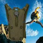 3L Water Bladder Bag Hydration Backpack Pack Hiking Camping Outdoor w  straw LN