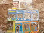 Shrewsbury Home Programmes   1980's . Select from list