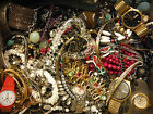 11lbs JEWELRY SCRAP WHOLESALE RING WATCH EARRING BEAD NECKLACE PIN