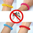 Bye Bye Bugs Mosquito Repellent Band~OSFA~100% Deet Free~Choose Colors