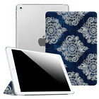 "Fintie iPad 5th Gen 9.7"" 2017 Case Translucent Frosted Back Protector SmartShell"
