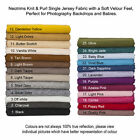 Neotrim Soft Jersey,Knit Purl Brushed Fabric,26 Colors Baby Photography,Backdrop