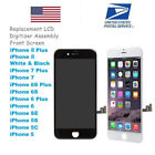 For iPhone 8 7 6 6S Plus LCD Display Touch Screen Digitizer Replacement Part Lot