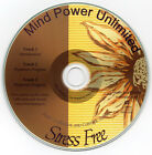 Stress Free - Guided Imagery - Hypnosis Audio Program - Reduce  Control Stress