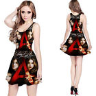 Pretty Little Liars Womens Skater Dress