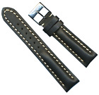BREITLING BUCKLE AND 20mm GENUINE LEATHER, GEN. LIZARD, GEN.WILD BOAR STRAP BAND