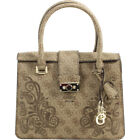 Guess Women's Arianna Small Satchel Handbag