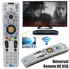 1/2 PCS RC65X Universal Remote Control IR RF for All DIRECTV Receivers TV Audio