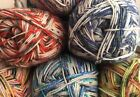 Austermann Step Sock Yarn 4 ply 100g One ball knits a pair of socks!
