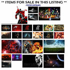 POSTER-RED PLANET,SHADOW,SKULL,STORM TROOPER, STAR,FANTASY CHOOSE IMAGE and SIZE