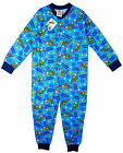 Boys Toy Story Buzz Lightyear Space Ranger Sleepsuit 4-5 Years SALE