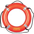Mustang Ring Buoy with Reflective Tape