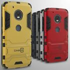 For Motorola Moto G5 (5th Generation) Case Kickstand Protective Phone Cover