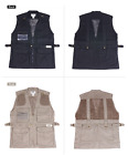 DOMKE PhoTOGS Vest for Photographer Khaki / Black Large Medium