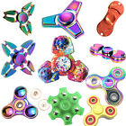 Tri Fidget Hand Spinner Triangle Adult Kids Finger Toy EDC Focus ADHD Autism