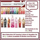 PRO TAN - SUNBED TANNING LOTION CREAM - 22ml SACHET OR  250ml BOTTLE BIG SALE ON