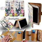 Leather Flip Card Wallet Stand Cover Case For Various OUKITEL Model SmartPhones