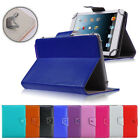 US Free ship Stand Flip Case Cover For AT&T Trek 2 HD 6461A 2016 4G LTE Tablet