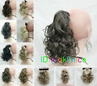 New Excellent 8 Color Wrap Around Ponytail hair pieces wig