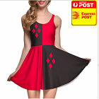 SUICIDE SQUAD Harley Quinn Dress