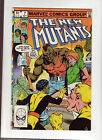 New Mutants #7 F/VF 1983 Marvel Comic Axe
