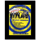 BLOODHOUND GANG - Get Happy Tour 2007 Mini Poster