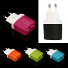 New USB Wall Charger Home Travel Dual Port AC for iPhone for Samsung Galaxy S8