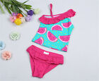 BNWT Baby Girls Lovely Watermelon Bathing Swimsuit/Swimming Costume~Size4 6 8 10