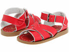 NEW INFANT TODDLER SALT WATER SANDAL 884 RED SUN-SAN BY HOY SHOES