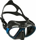 Cressi AIR, Premium Scuba Diving Snorkel Mask, Crystal Silicone, Made in Italy