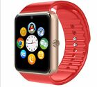 GT08 Bluetooth Smart Wrist Watch Touch Screen Phone Mate for Android iPhone New