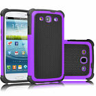 For Samsung Galaxy S3 III Phone Cover Armor Shockproof Rugged Rubber Hard Case