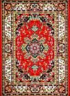 A100 Red Oriental Area Rug