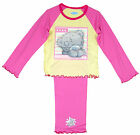 Girls Me to You Tatty Teddy Pyjamas PINK 12 Months to 4 Years SALE