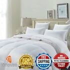 13.5 TOG HOTEL QUALITY GOOSE DUCK FEATHER DUVET QUILT SINGLE DOUBLE KING UK NEW