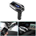 Bluetooth Car Kit Handsfree Radio Transmitter Music MP3 Player Charger TF MA1152